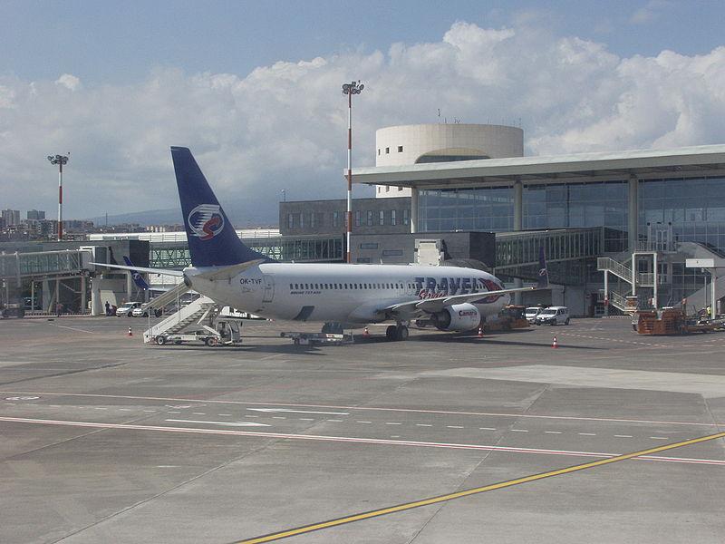 Катания (аэропорт)