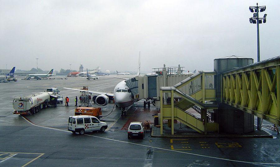 Линате (аэропорт)