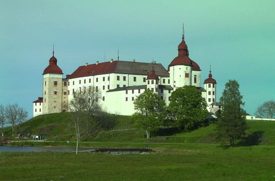 Замок Леккё