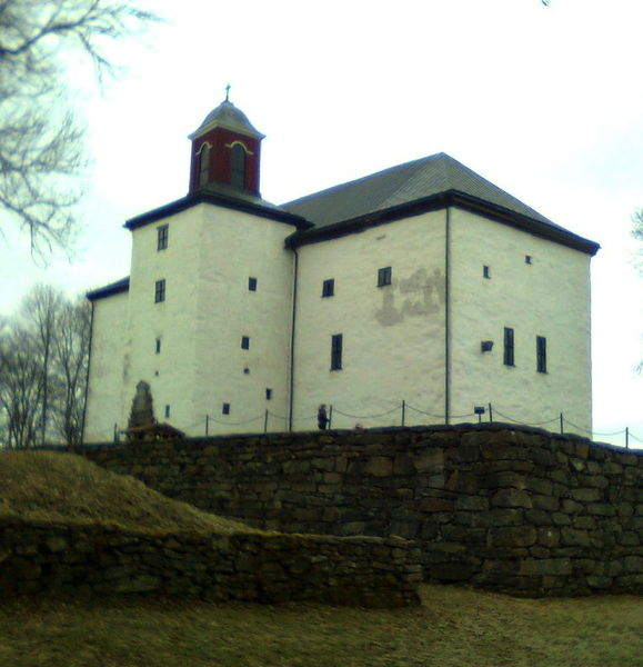 Замок Торпа Стенхус