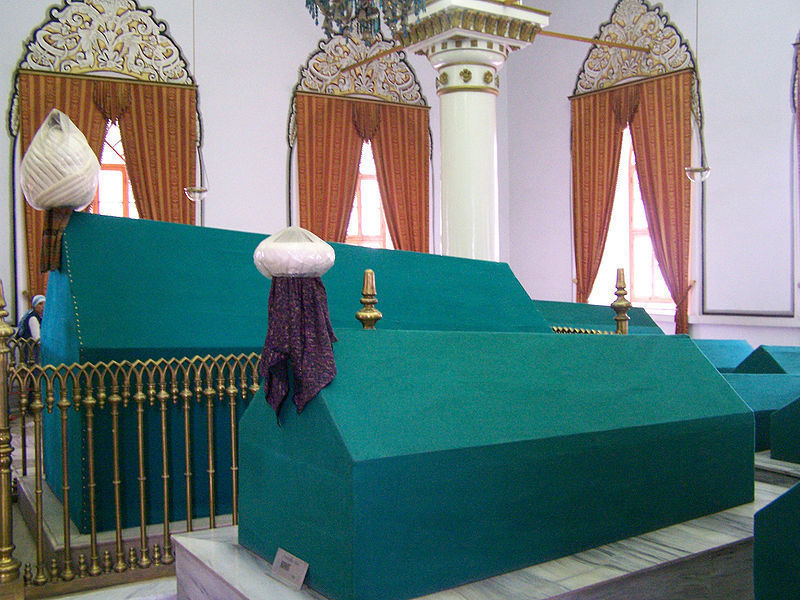 Гробницы Османа и Орхана Гази