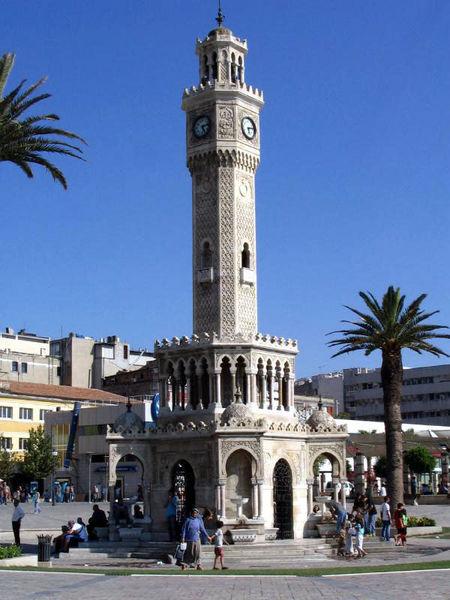 Часовая башня Конак