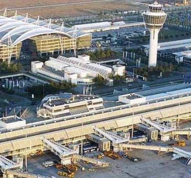 Международный аэропорт Тегель имени Отто Лилиенталя (Berlin Tegel Airport, Flughafen Berlin-Tegel)