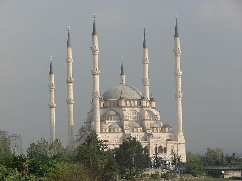 Главная мечеть Сабанджи