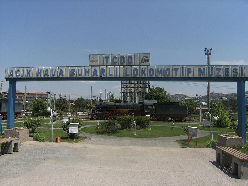 Музей паровозов и локомотивов турецких железных дорог