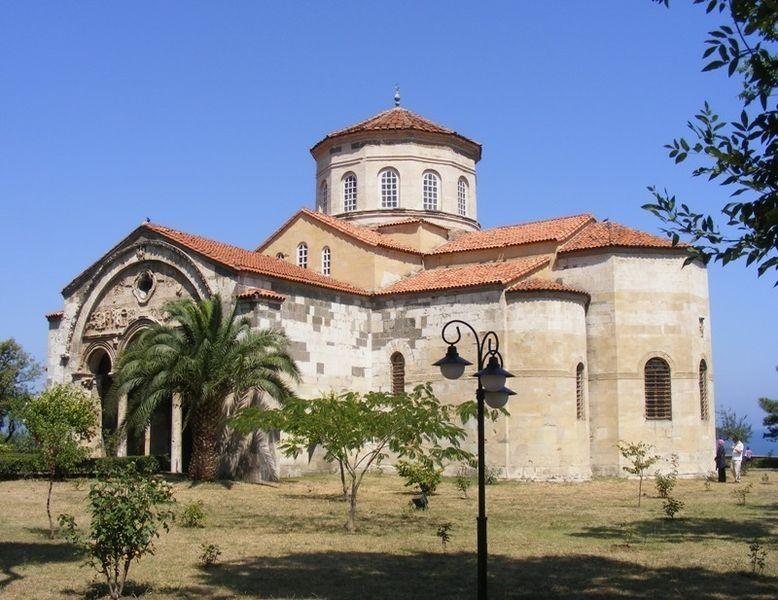 Церковь Айя София