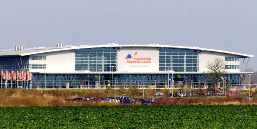 Аэропорт Росток-Лааге (Rostock-Laage Airport)