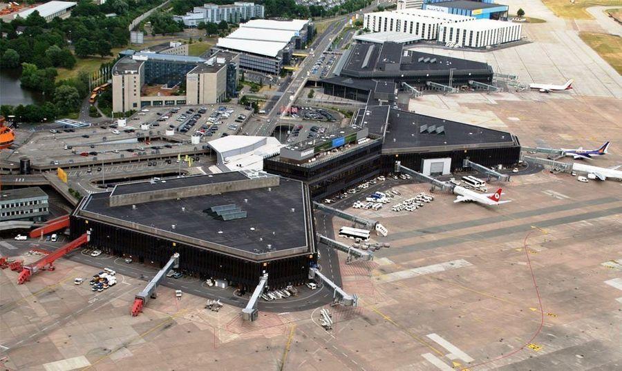 Аэропорт Ганновер Лангенхаген (Hannover Langenhagen Airport)