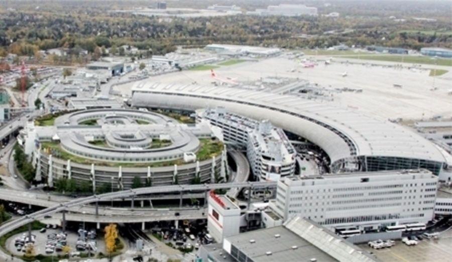 Аэропорт Дюссельдорф (Duesseldorf International Airport)
