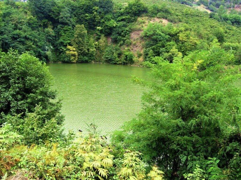 Озеро Узунгёль