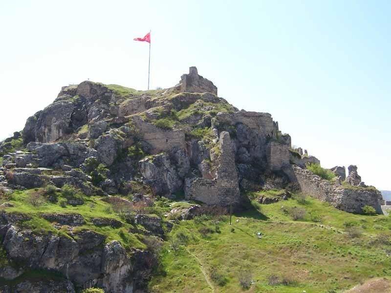 Крепость Амасьи