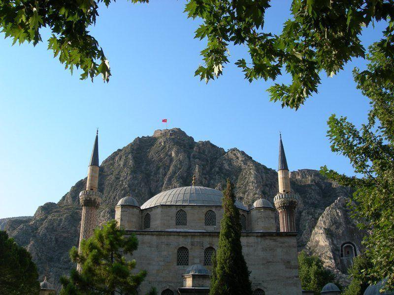 Мечеть султана Баязида и богословское училище