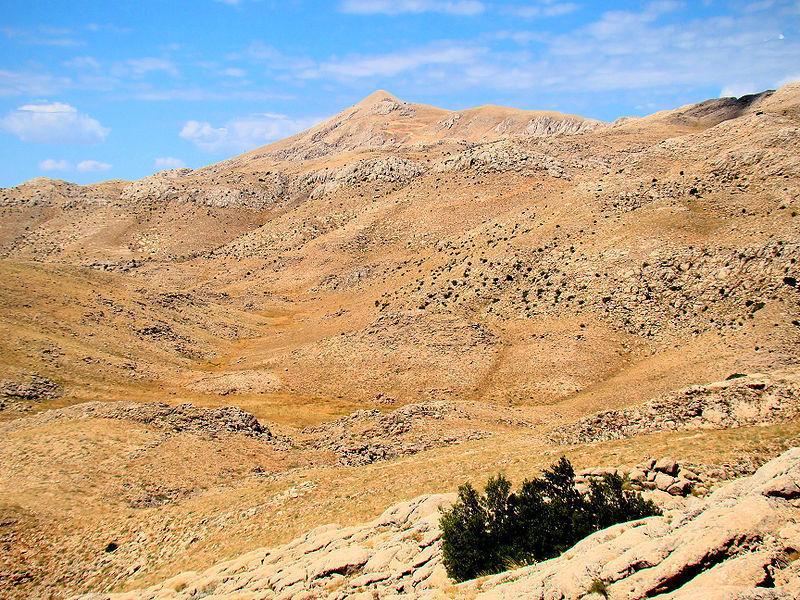 Гора Немрут
