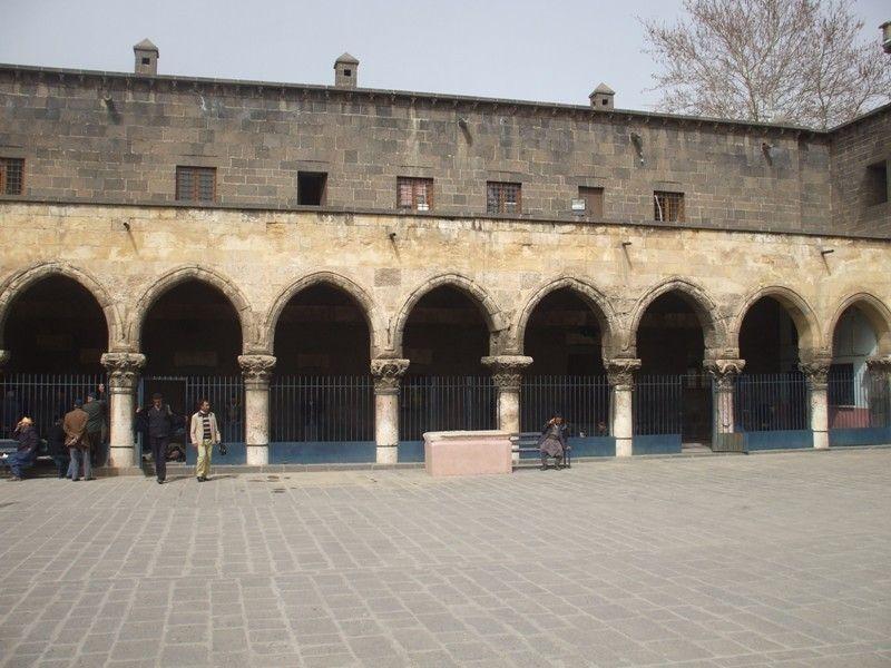 Большая мечеть Диярбакыра