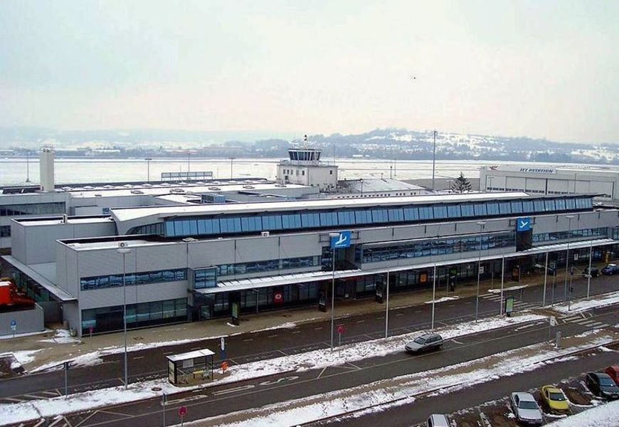 Аэропорт Саарбрюкен (Saarbruecken Airport)