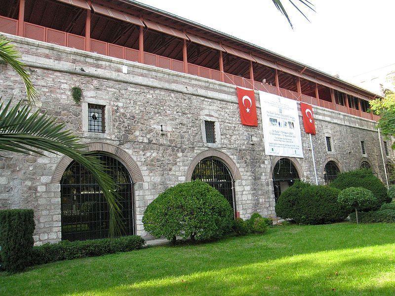 Музей турецкого и исламского искусства Стамбула