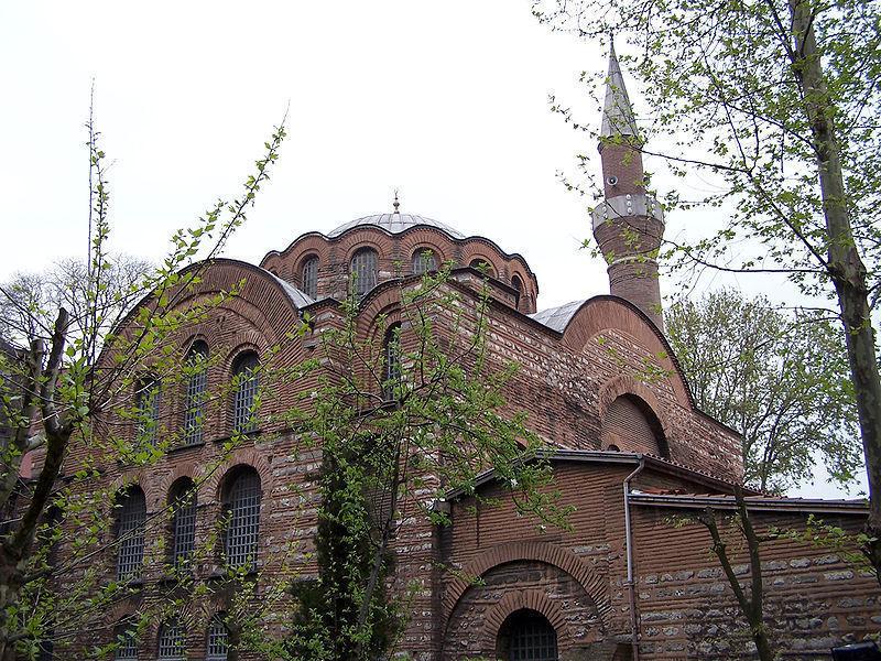 Мечеть Календерхане