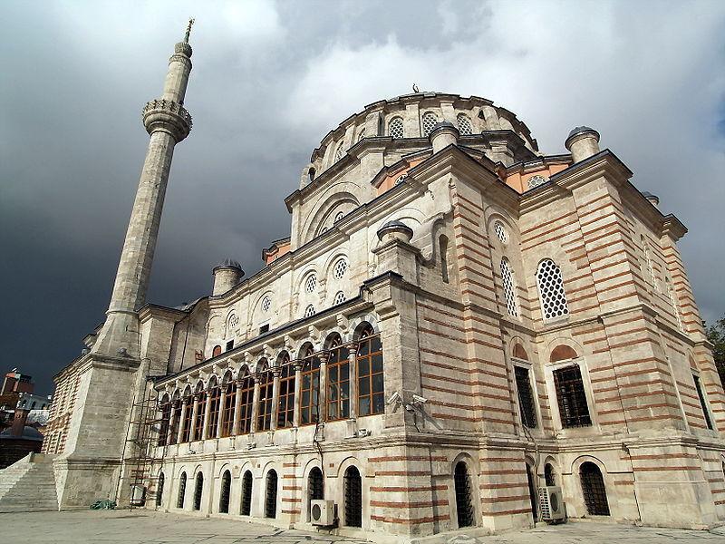 Тюльпанная мечеть