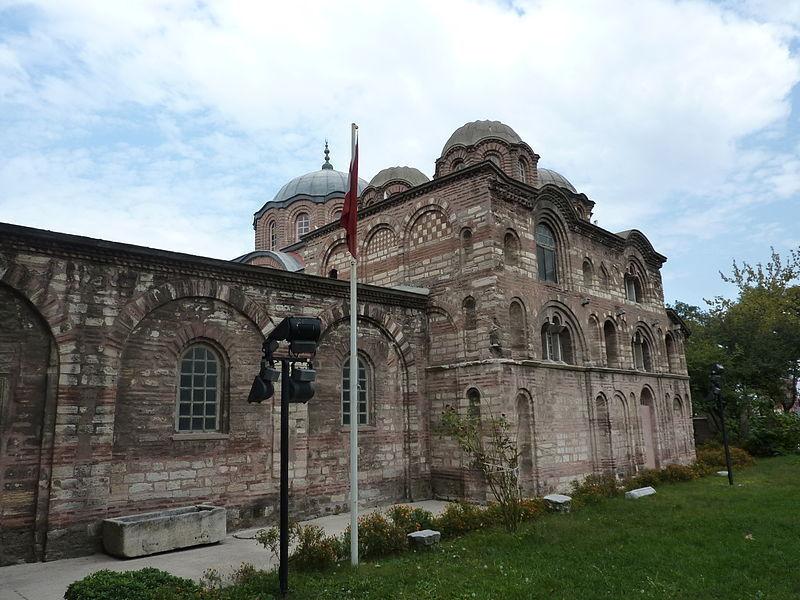 Церковь Паммакаристи