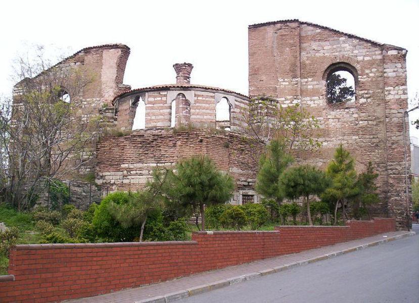 Церковь Святого Иоанна Студиона