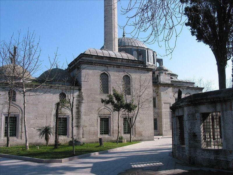 Мечеть Кара Ахмет-паши