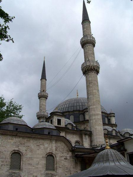 Мечеть Эйюба