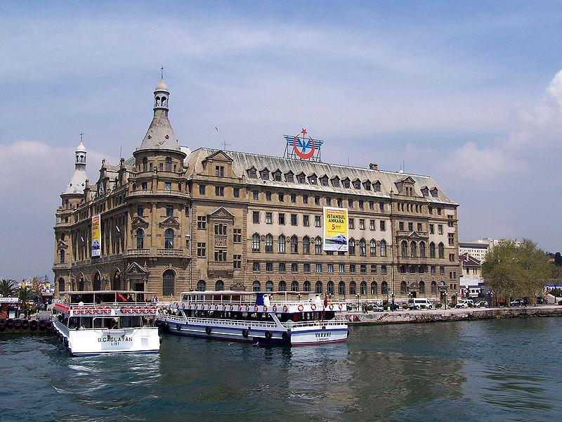 Вокзал Хайдар-паша