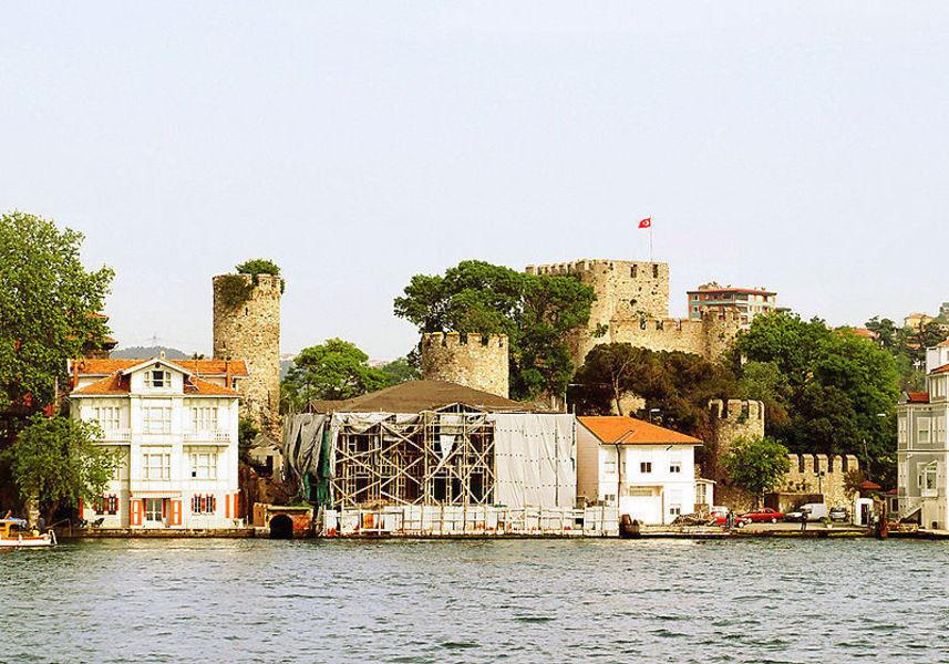 Азиатская крепость