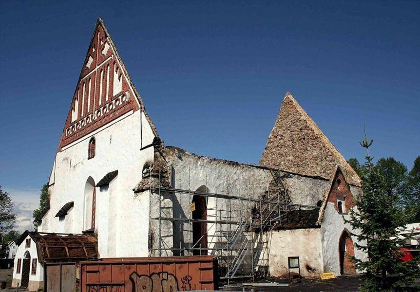 Кафедральный собор Порвоо