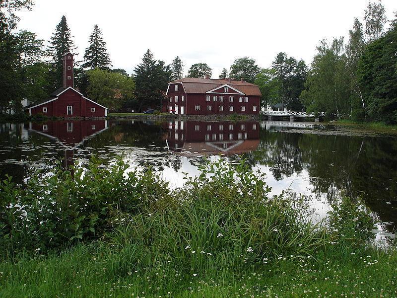 Деревня Руотсинпюхтяа