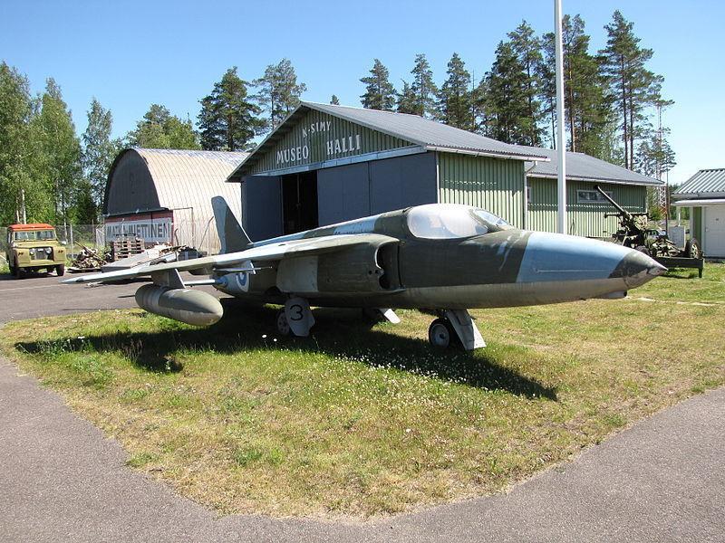 Музей авиации Юго-Восточной Финляндии