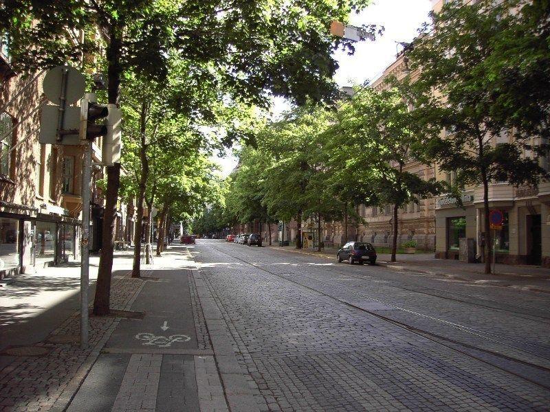 Улица Булеварди
