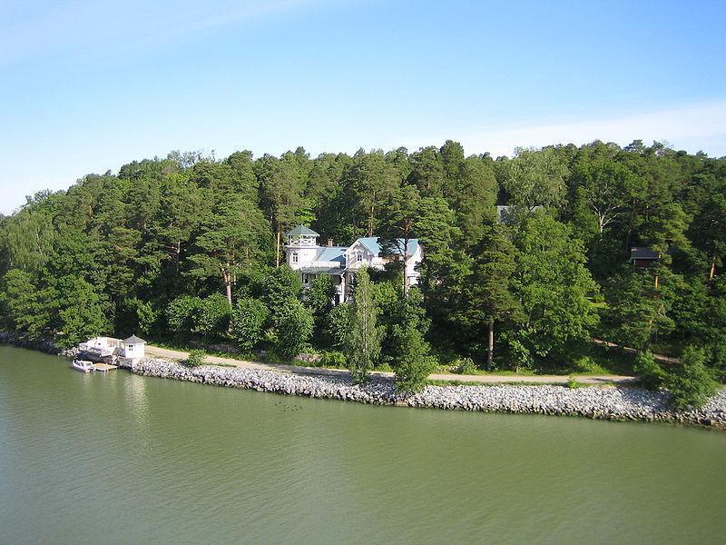 Остров Руйссало