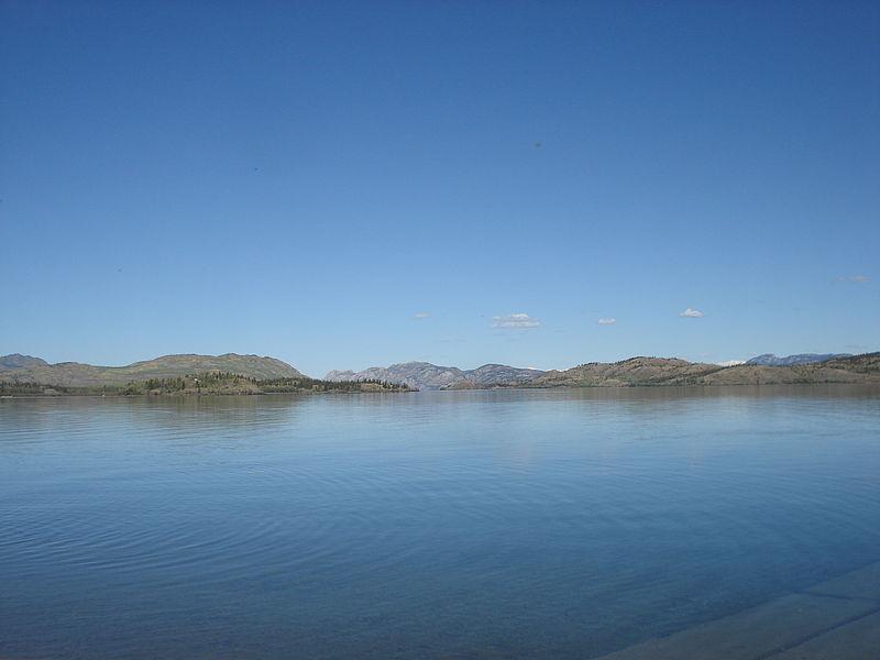 Озеро Лаберж