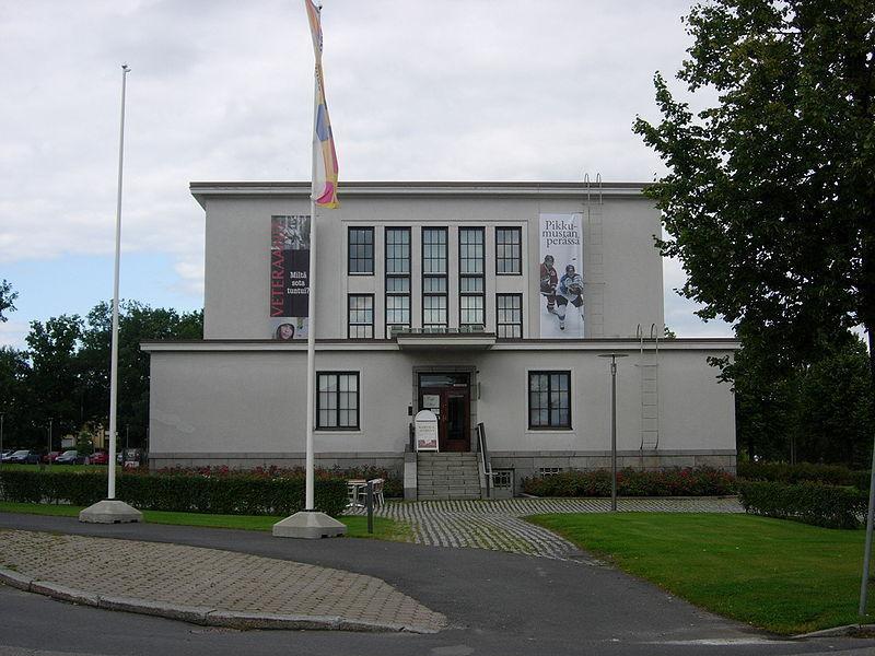 Художественный музей Густава Серлахиуса
