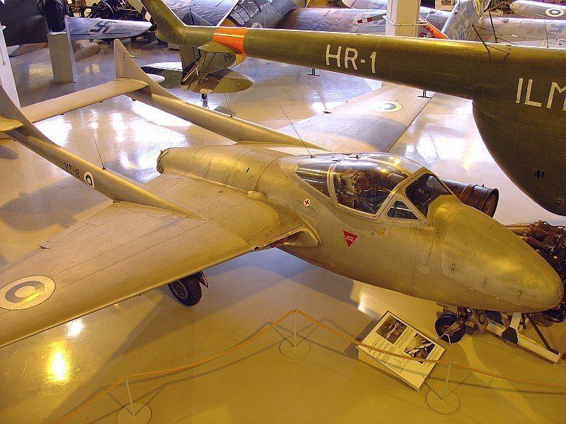Музей авиации Средней Финляндии
