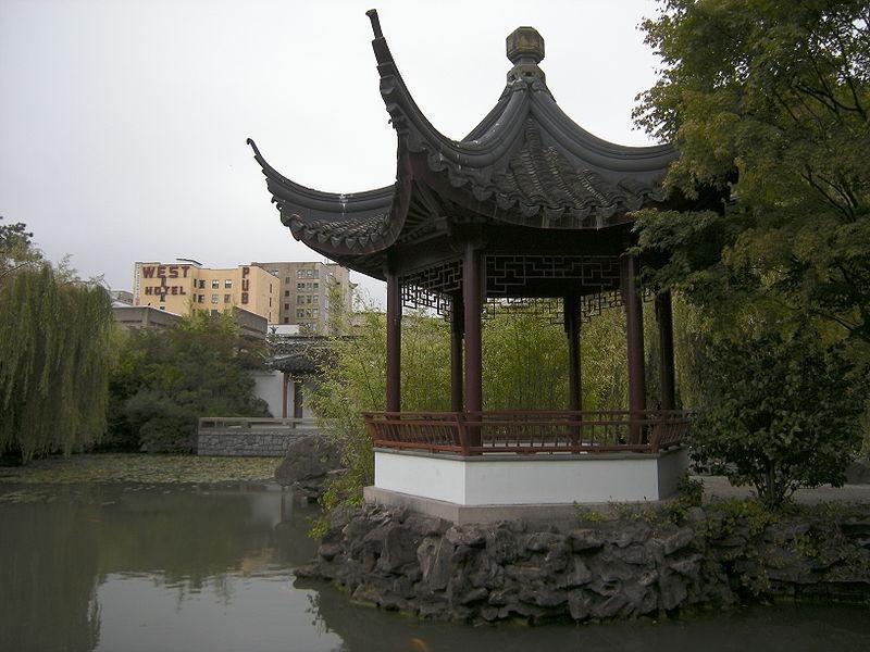 Классический китайский сад Сунь Ятсена