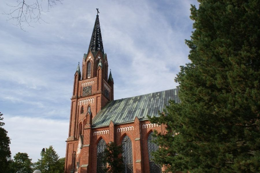 Центральная церковь Пори