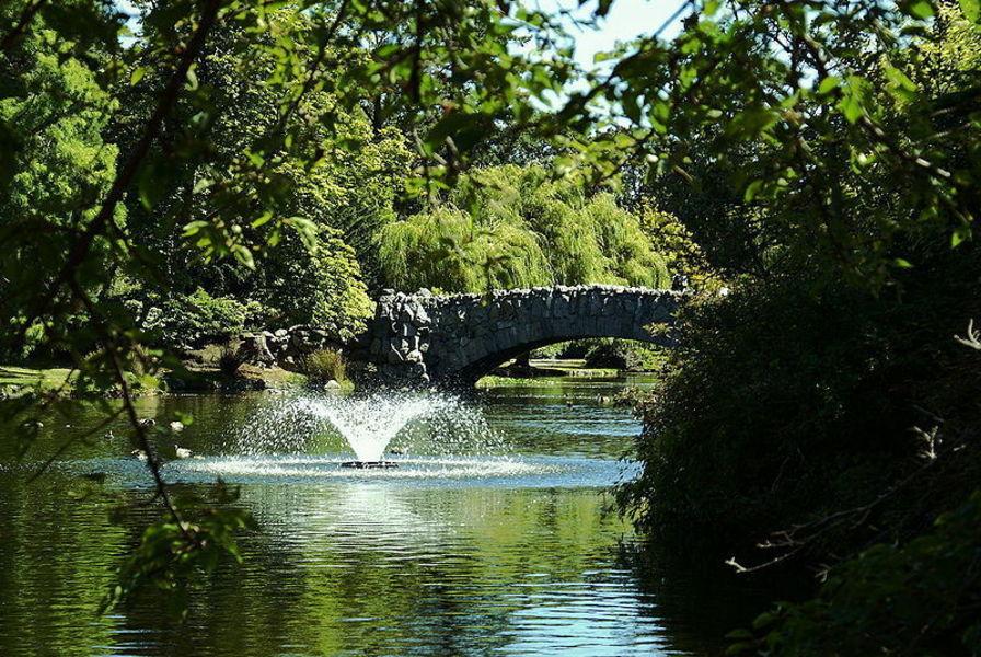 Парк Бикон-Хилл