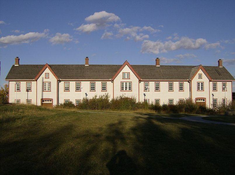 Исторический парк форта Калгари