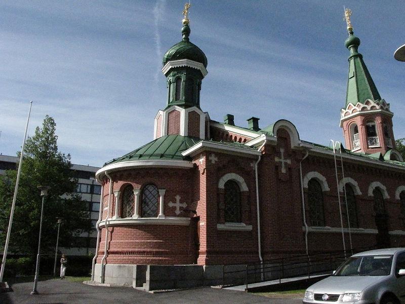 Кафедральный собор Куопио