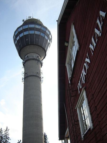 Смотровая башня Пуййо