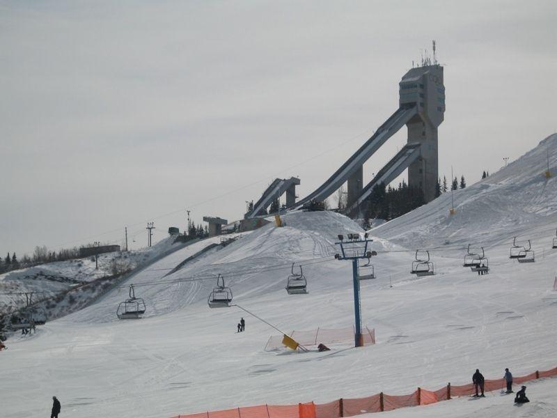 Олимпийский парк Канады