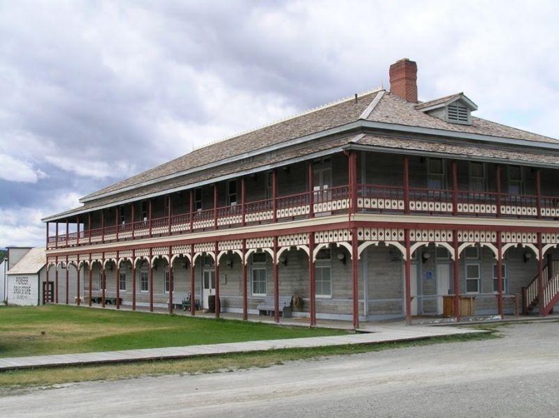Исторический город Форт-Стил