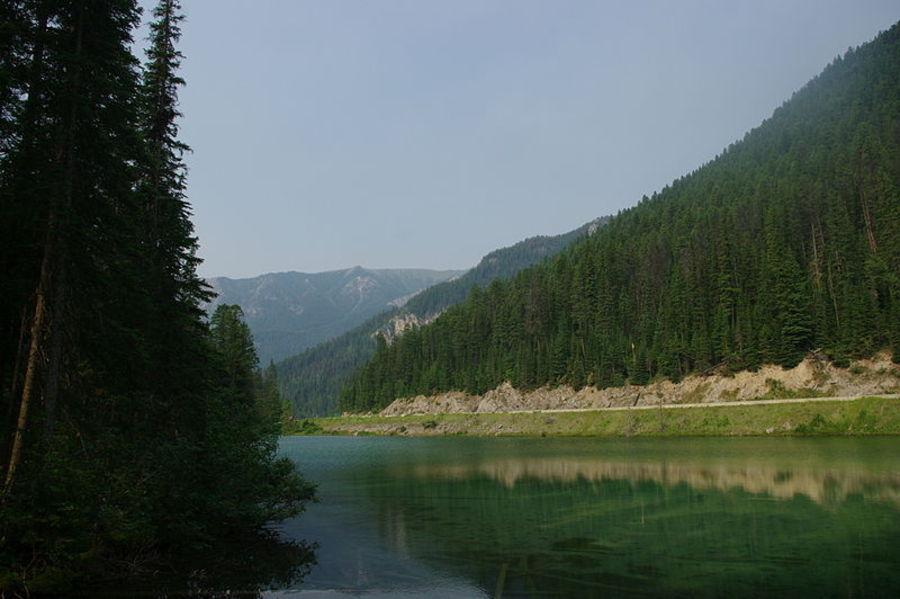 Национальный парк Кутеней