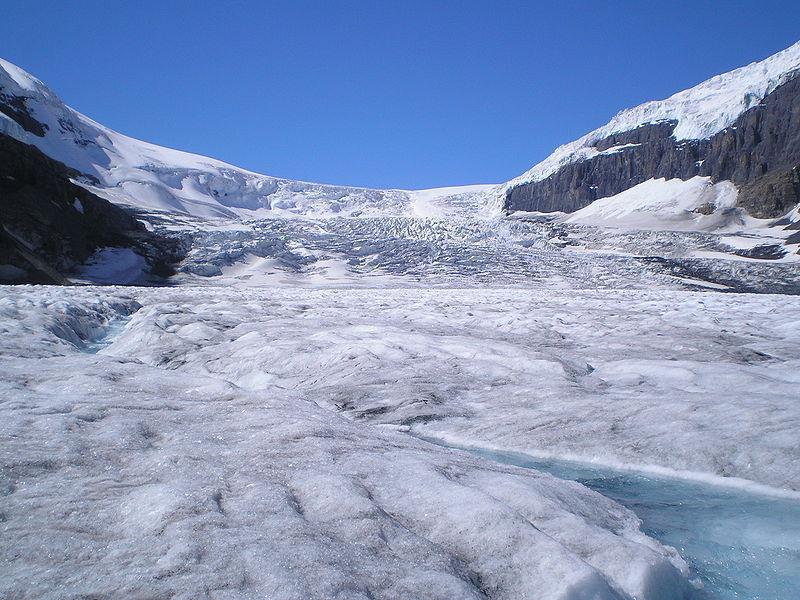 Ледяное поле Колумбии