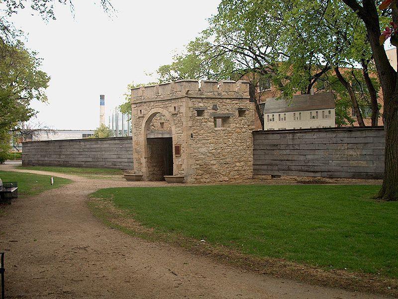 Нижний форт Гарри