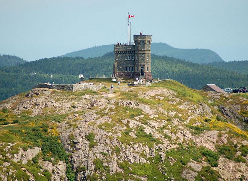 Башня Кабота