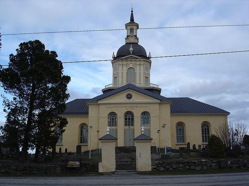 Церковь Алаторнио