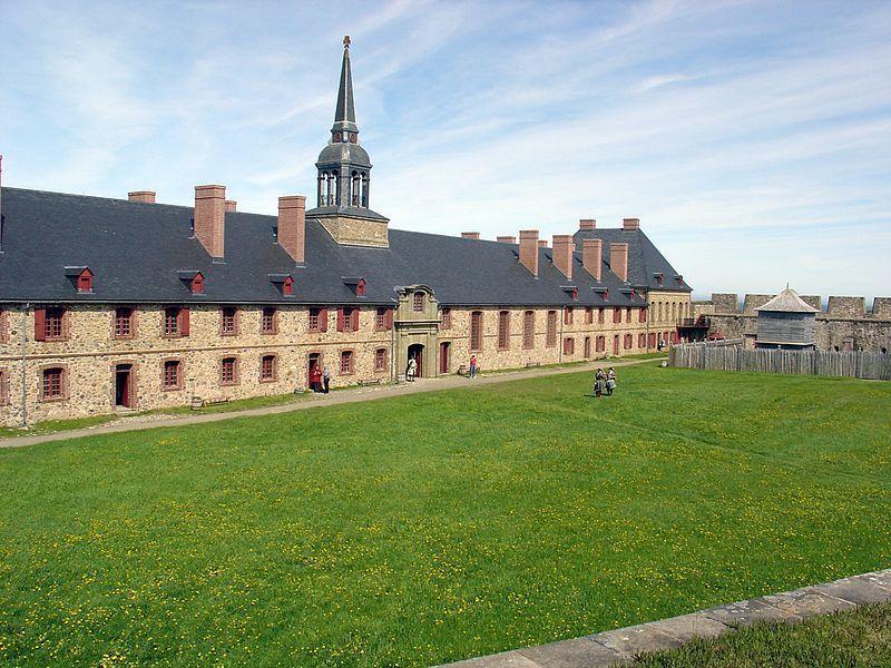 Крепость Луисубботаерг